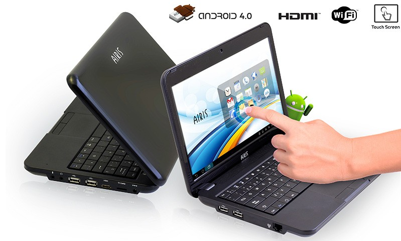 Netbooks AIRIS